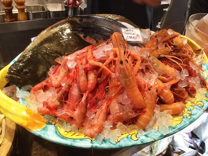 沼津 甲殻類の食材